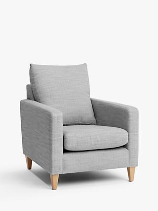 John Lewis & Partners Bailey High Back Armchair