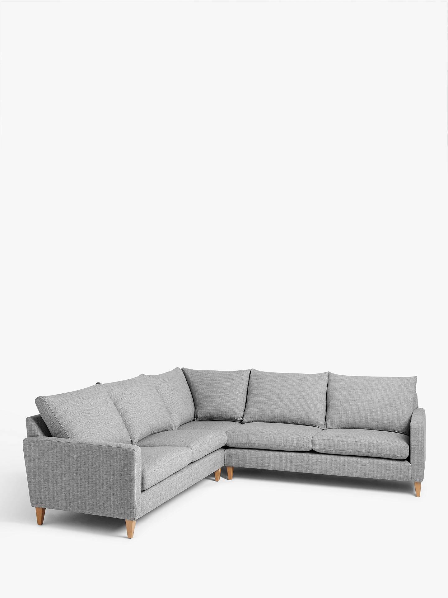 John Lewis Partners Bailey High Back Corner Sofa