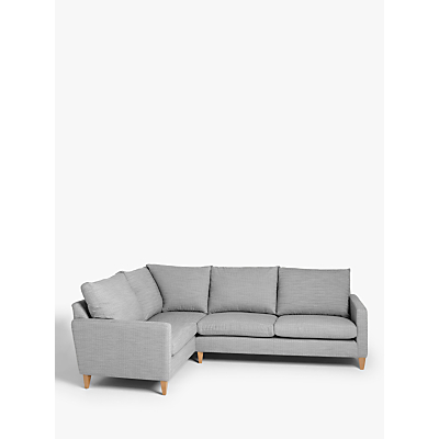 John Lewis & Partners Bailey High Back LHF Corner End Sofa