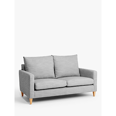 John Lewis & Partners Bailey High Back Medium 2 Seater Sofa