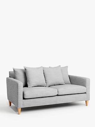 John Lewis & Partners Bailey Scatter Back Medium 2 Seater Sofa