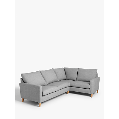 John Lewis & Partners Bailey High Back RHF Corner End Sofa