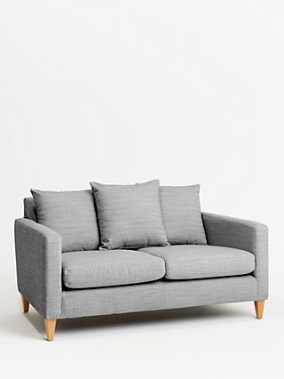 John Lewis & Partners Bailey Scatter Back Small 2 Seater Sofa