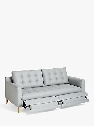 John Lewis & Partners Draper Motion Large 3 Seater Sofa
