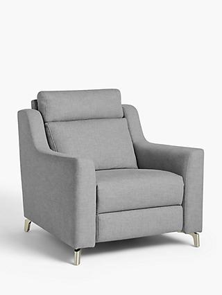 John Lewis & Partners Elevate Armchair, Metal Leg