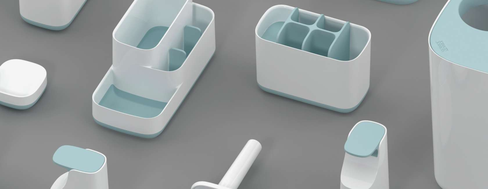 Bathroom Accessories.Joseph Joseph Bathroom Accessories