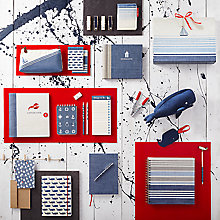 Buy John Lewis Coastal Stationery Range Online at johnlewis.com