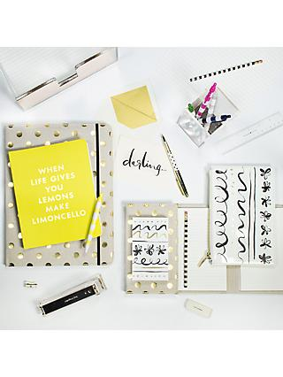 Kate Spade Stationery Collection