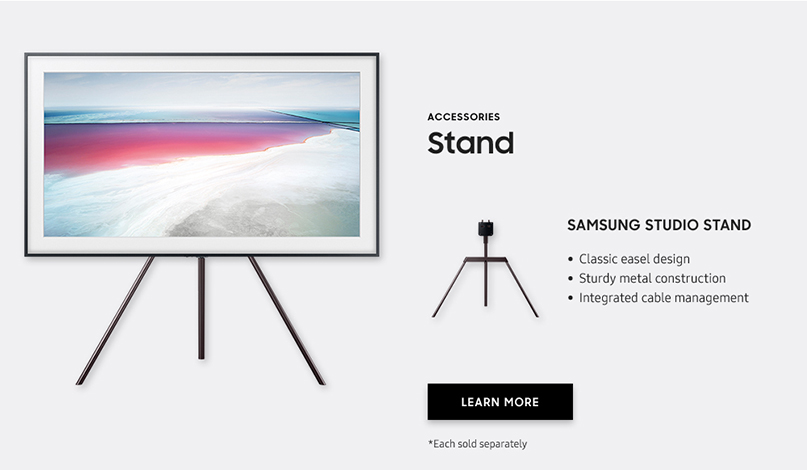 samsung tv on stand. next samsung tv on stand