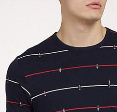 Ben Sherman Table Football T-Shirt
