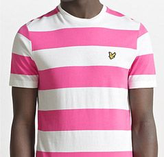 Lyle & Scott Bold Stripe t-Shirt