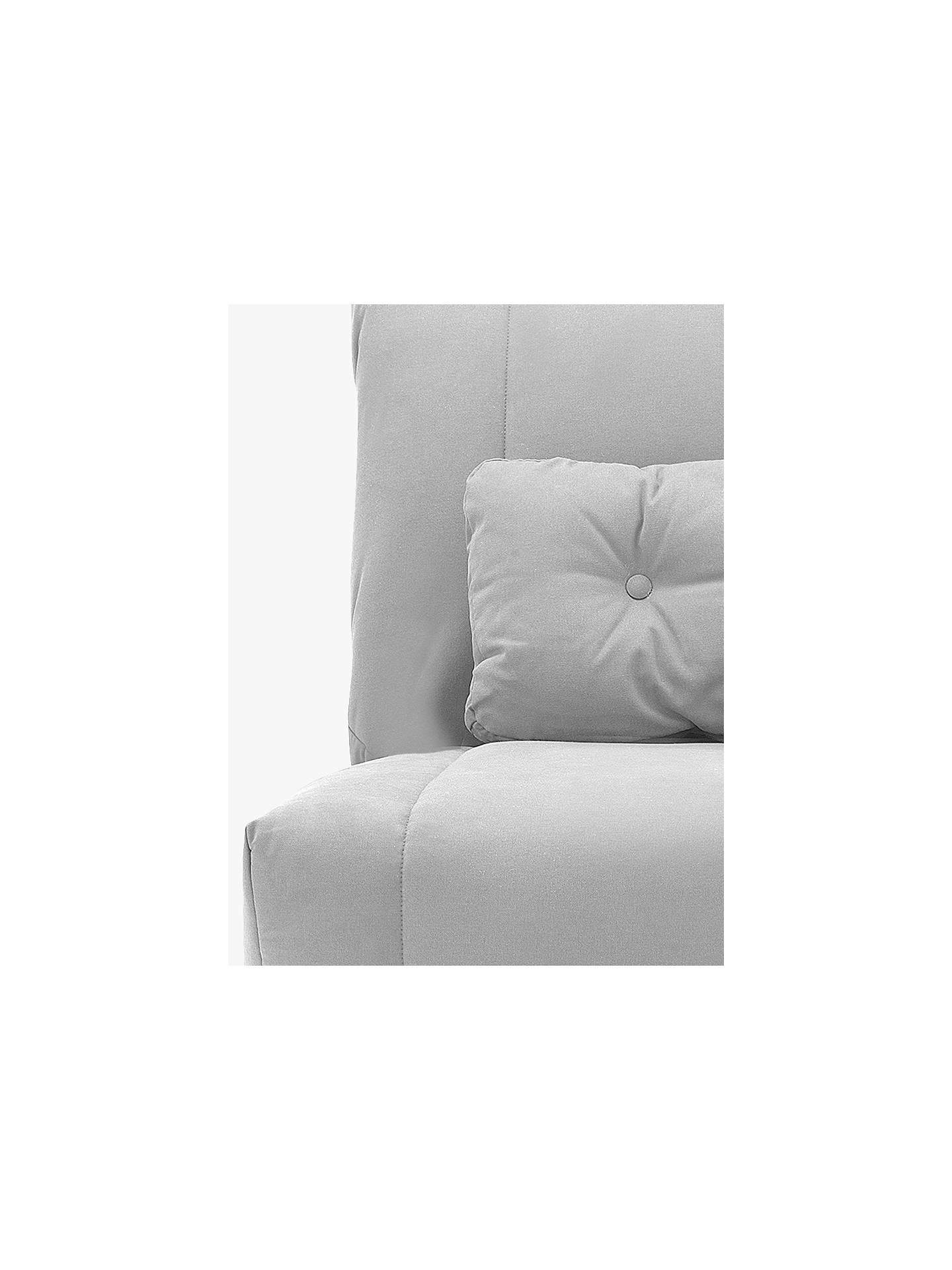 John Lewis Strauss Large Sofa Bed Elena Mocha At John