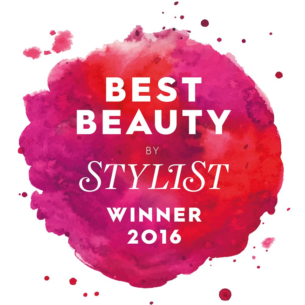 Winner of Stylist's Best Beauty Buy's 2016