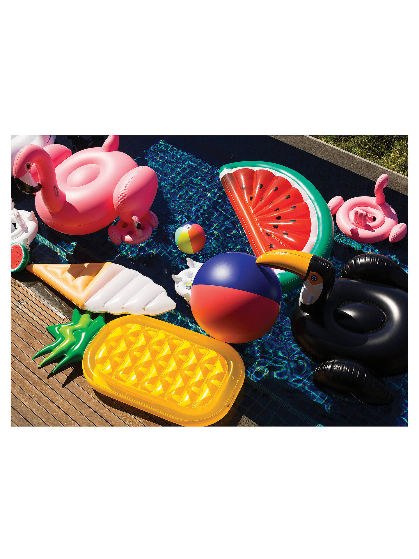Buy Sunnylife Inflatable Pineapple Online at johnlewis.com