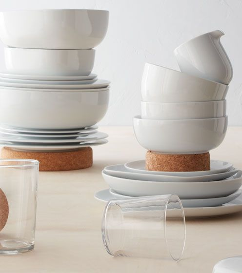 House by John Lewis tableware