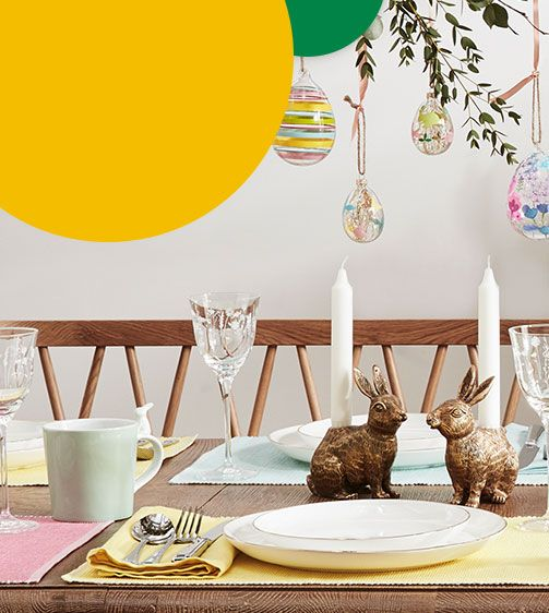 Transform your home this Easter weekend