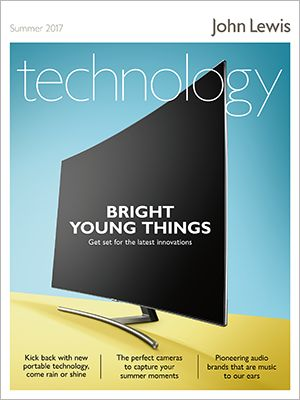 Download John Lewis Technology magazine on the Apple App Store