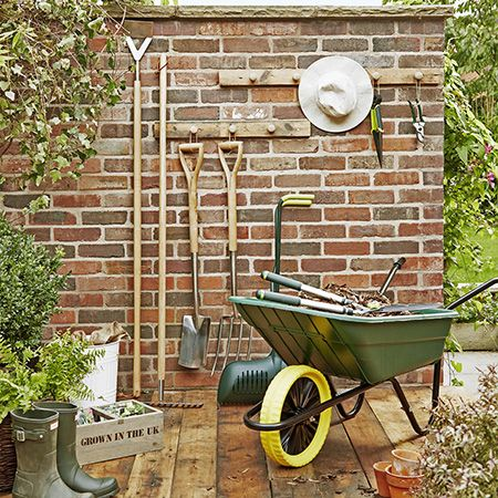 Gardening Tools and Equipment