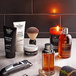 Fragrance & Grooming Gift Sets