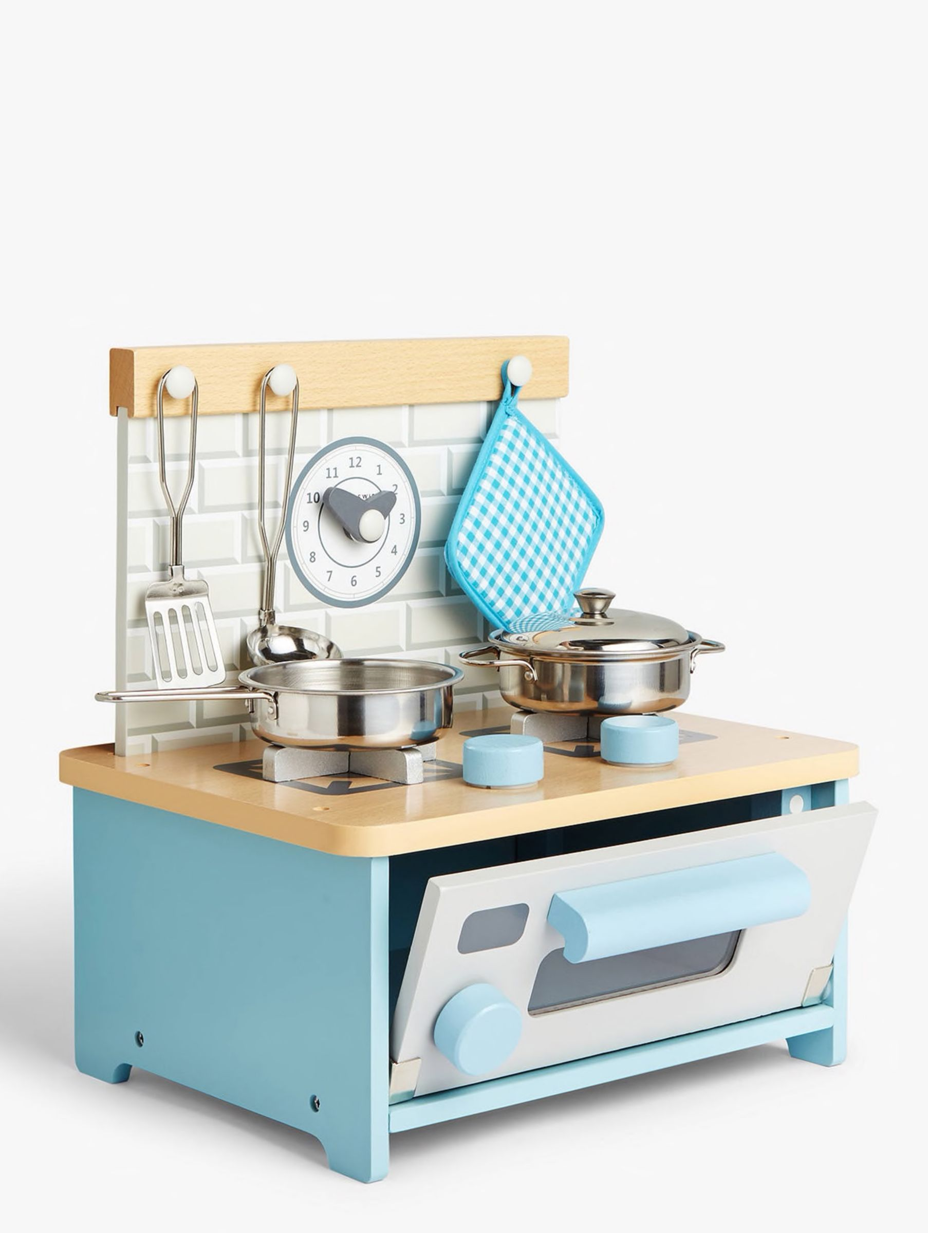 Top Ten Toys - John Lewis & Partners Wooden Mini Kitchen
