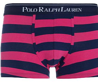 Polo Ralph Lauren stripe trunks