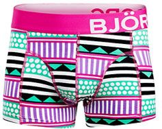 Bjorn Borg Memphis pattern trunks
