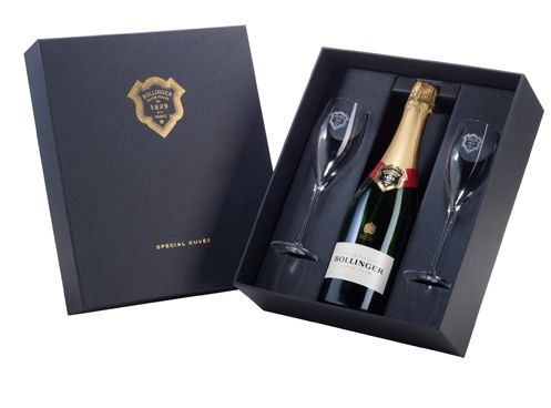 Bollinger Special Cuvée Champagne Gift Box £78