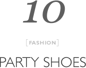 Top 10 Party shoes