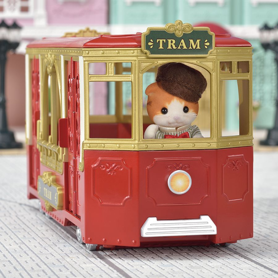 New: Sylvanian Families Town Series