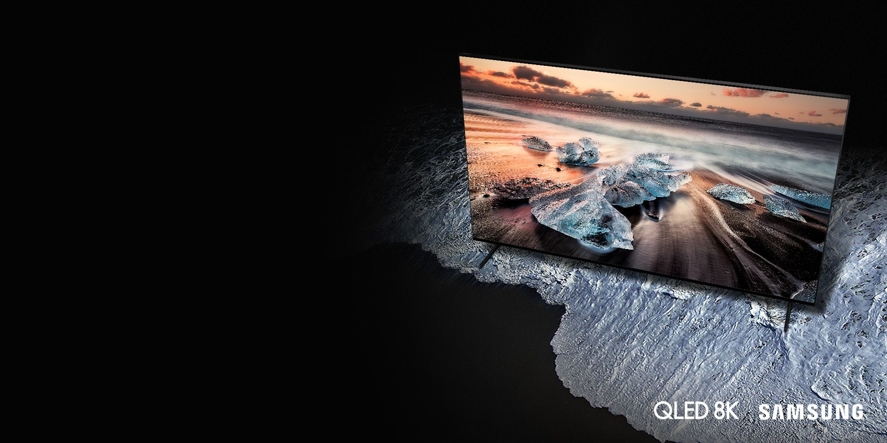 PERFECT REALITY Samsung Qled 8k TV