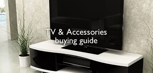 TV and Accessories buying guide