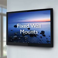 Fixed Wall Mounts