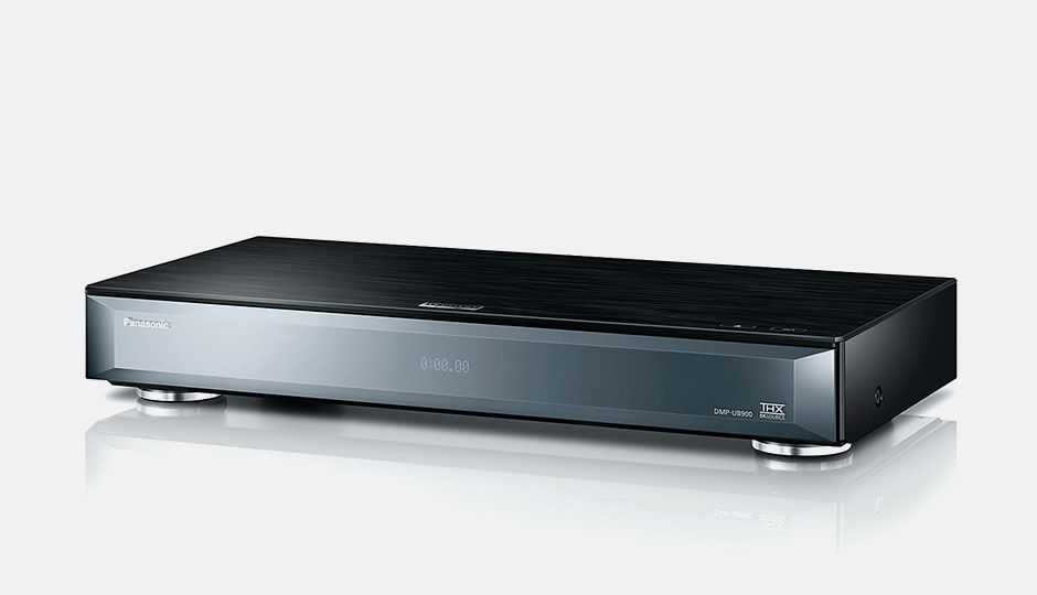 Ultra-HD Blu-Ray players