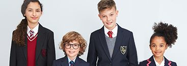 School Uniforms - Bespoke Sizing Service