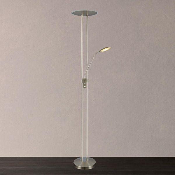 Floor lamps furniture lights john lewis partners reading uplighter aloadofball Choice Image