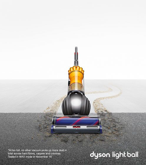 Introducing dyson light ball