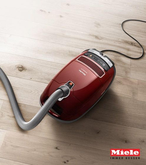 Discover the new vacuum range from Miele