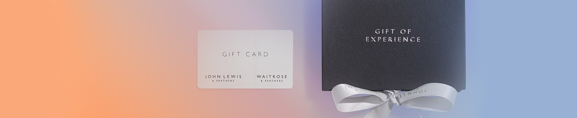 John Lewis & Partners - Valentines Day - Gift Card