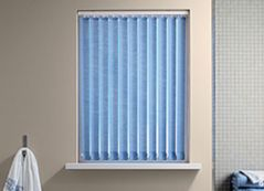 We Can Deliver Vertical Blinds Direct To Your Home Come Complete With Comprehensive Fitting Instructions Or You Can Also Arrange A Measure And Fit Service
