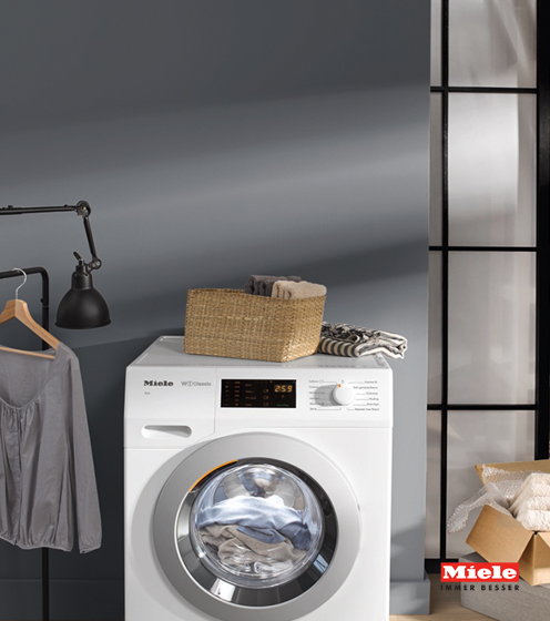 Miele washing machines cashback