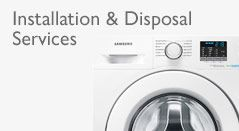 Installation & Disposal services