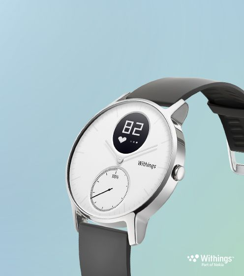 Save £30 on Withings Steel HR