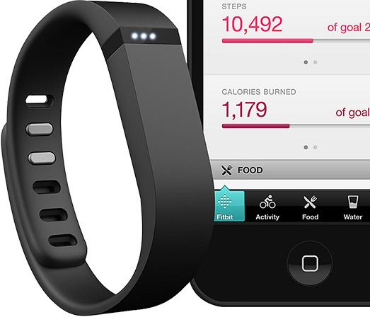 Fitbit Flex Wireless Activity and Sleep Tracking Wristband , Black