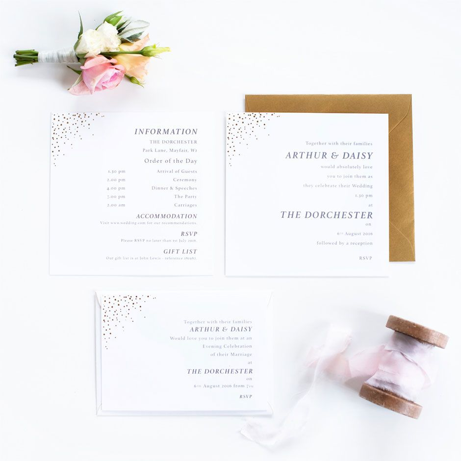 Wedding | Invitations, Cakes, Decorations, Photo Albums | John Lewis