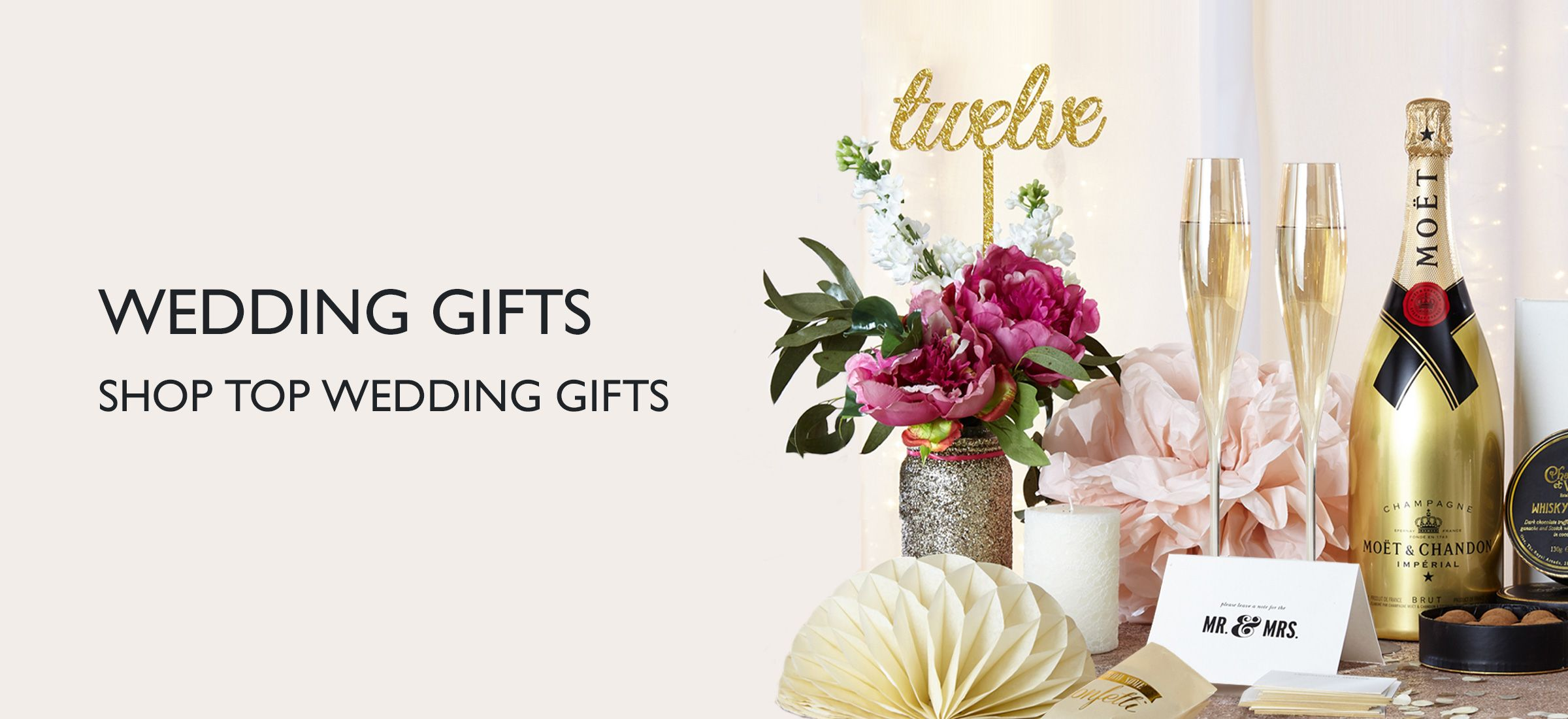 Top Wedding Gifts