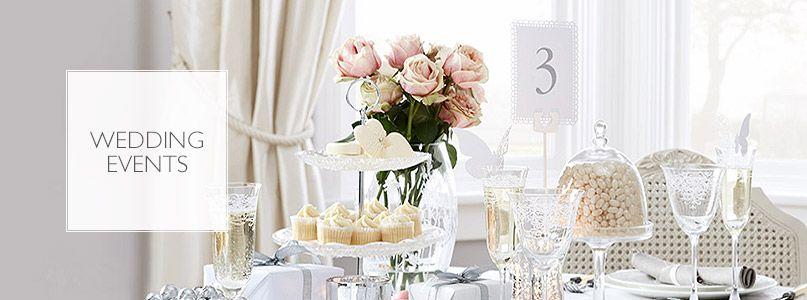 Wedding Gift John Lewis: Wedding Events