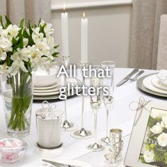 John Lewis Wedding Gift List Glasgow : Find stunning silver plated photo frames and keepsakes for the couple