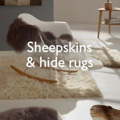 Sheepskin & Hide Rugs