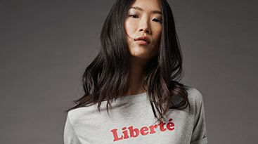 HOW TO WEAR... A slogan tee