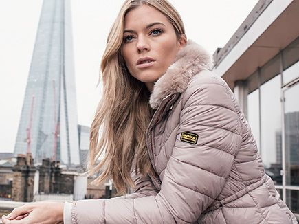 Women's Barbour International